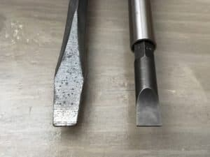Hollow Ground vs Tapered Screwdriver
