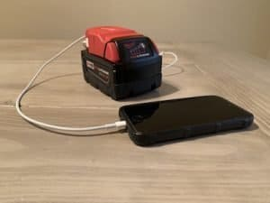 Charge Phone Power Outage