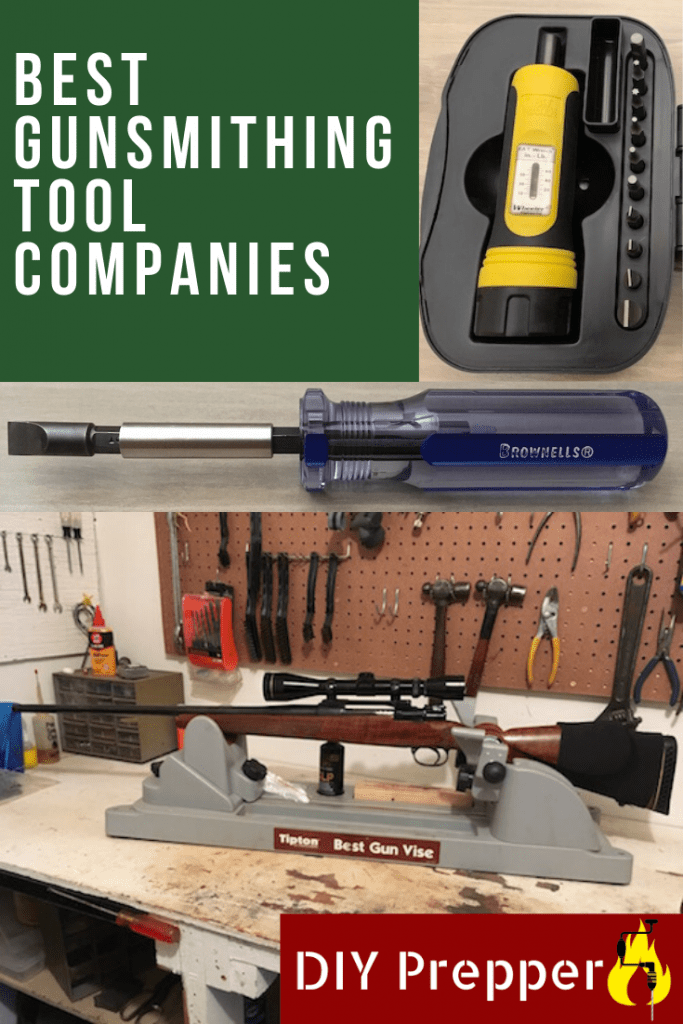 Companies that make the best gunsmithing tools