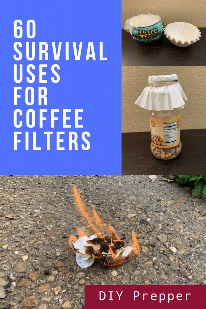 60 Survival Uses for Coffee Filters