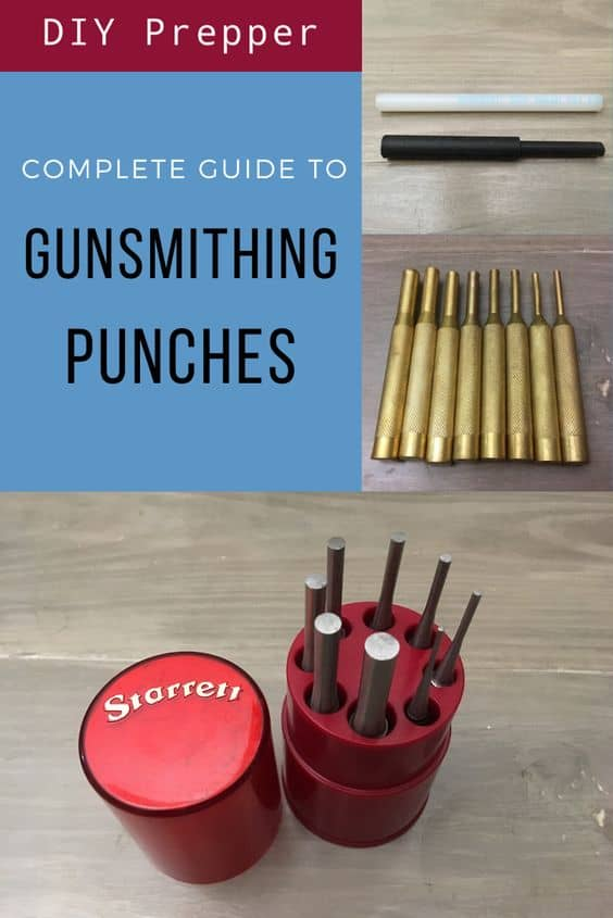 Complete Guide to Gunsmithing Punches