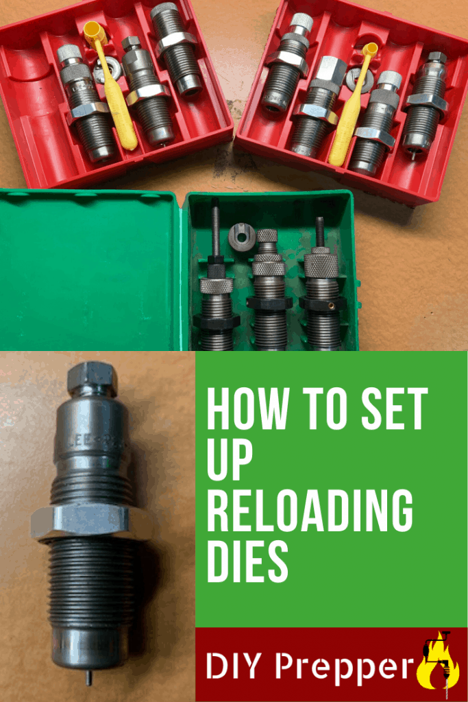 How to Set Up Reloading Dies