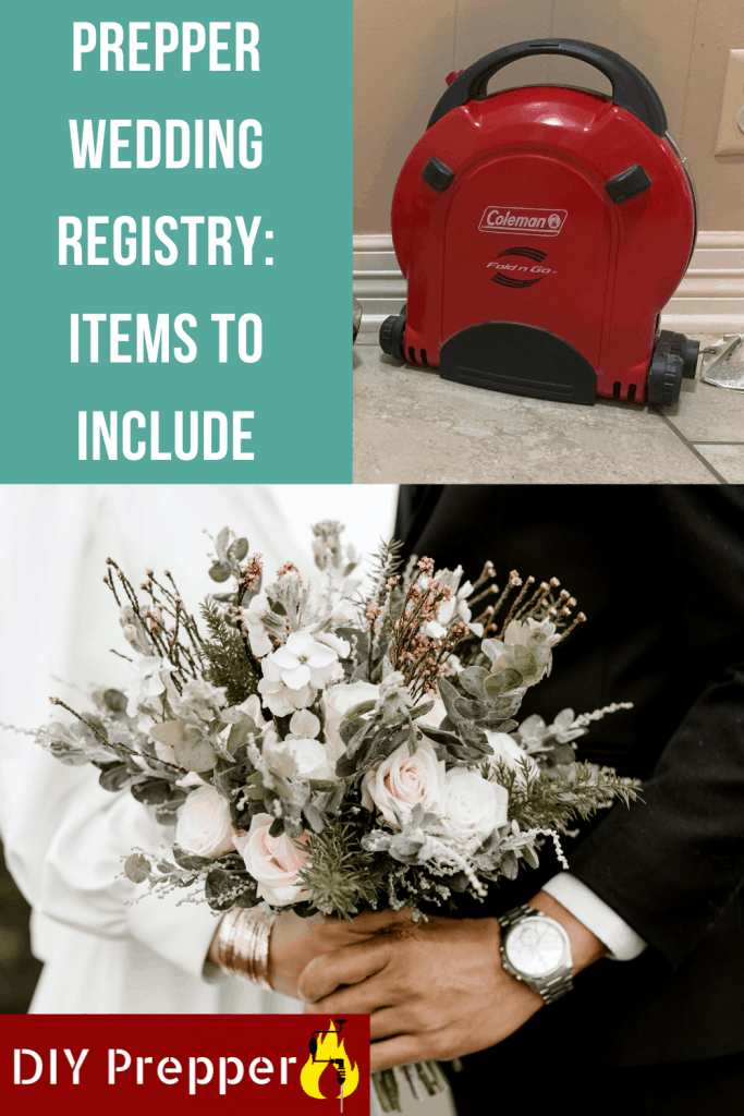 Prepper Wedding Registry Items to Include