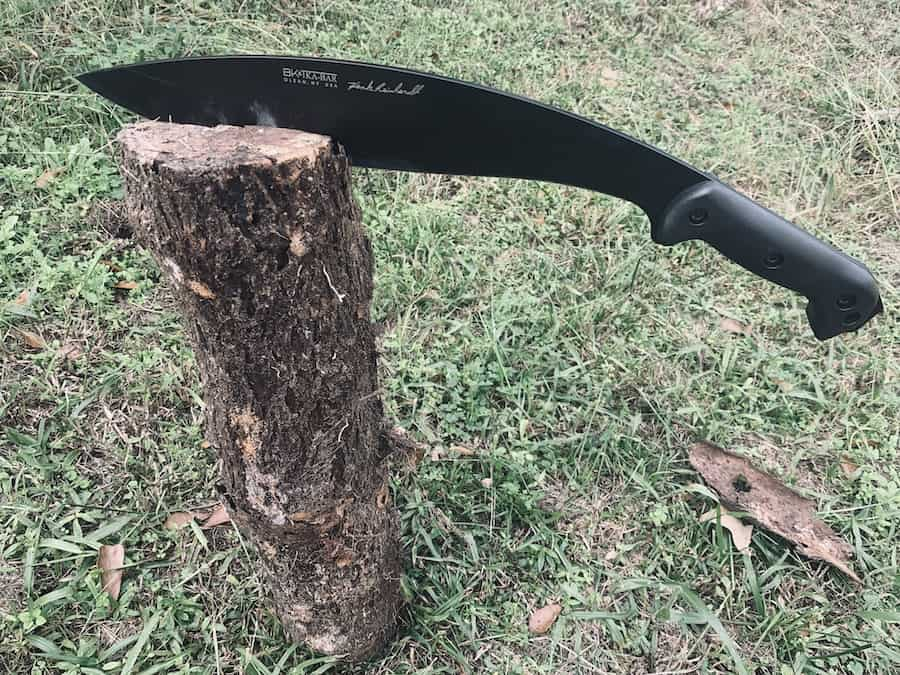 Ka-Bar Becker BK-21 Kukri