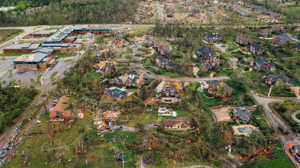 Prepper Fear: Natural Disasters